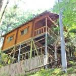 上り傾斜に建つ家は見晴らしが良いです