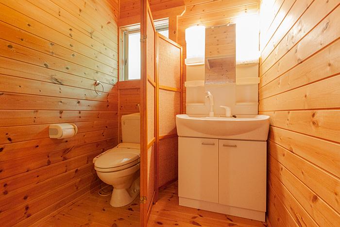 洗面&トイレ