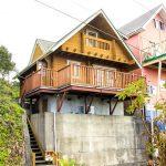 三重県南伊勢町 高台にあるログハウス 別荘におすすめ♪