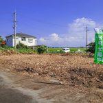 滋賀県高島市新旭町 琵琶湖も近くて田園風景広がる土地60坪