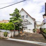 和歌山県西牟婁郡白浜町 サニービーチに建つスウェディッシュウッディハウス