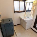 洗面室(2階)