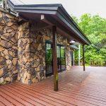 兵庫県姫路市安富町 眺望の良い格調高い石張りの豪華別荘