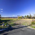 滋賀県高島市新旭町 目の前に田園風景が広がる土地133坪