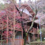 奈良県宇陀郡御杖村「温泉と離れと東屋付き中古ログハウス」