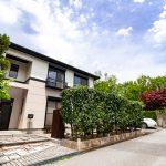 滋賀県米原市杉澤 伊吹山の麓に建つ広い敷地に離れと東屋のある家
