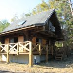 三重県伊賀市槇山 ゴルフ場の近くにあるログハウス 別荘におすすめ♪