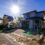 滋賀県高島市今津町 使い方色々!45坪の庭付き積水ハウスの家