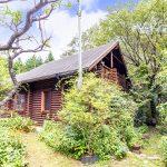 兵庫県神崎郡市川町奥 ガーデニングも家庭菜園も楽しめる敷地広々ログハウス