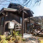 神崎郡市川町奥にある自然豊かな別荘地に建つログハウス風の中古住宅