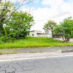 滋賀県高島市安曇川町 風車街道に面する58坪の土地